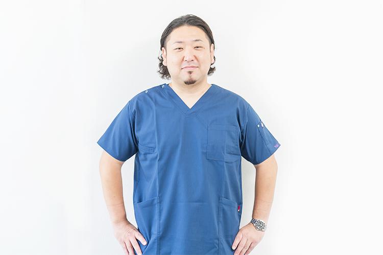 ゆうき総合歯科三崎診療所 院長 吉田悠希