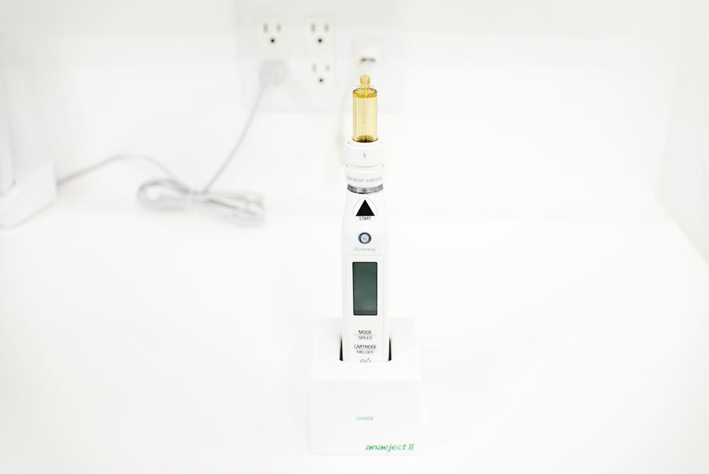 電動注射器
